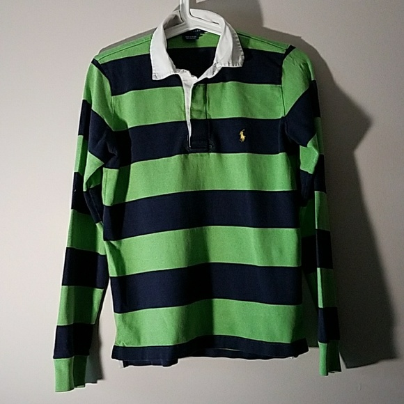 3f22cb6c673 Polo by Ralph Lauren Tops | Womens Polo Rugby | Poshmark